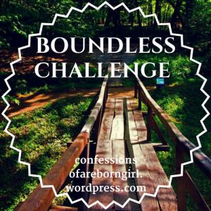 Boundless Challenge badge